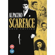 Produktbilde for Scarface (1983) (UK-import) (DVD)