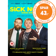 Produktbilde for Sick Note - Sesong 1 (UK-import) (DVD)