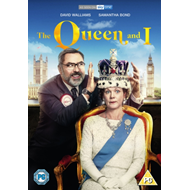 Produktbilde for The Queen And I (UK-import) (DVD)