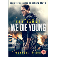 Produktbilde for We Die Young (UK-import) (DVD)