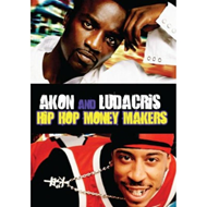 Produktbilde for Hip Hop Money Makers - Akon And Ludacris (UK-import) (DVD)
