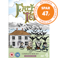 Produktbilde for Father Ted - The Complete Collection (UK-import) (DVD)
