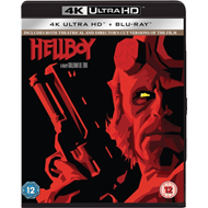 Produktbilde for Hellboy (2004) (UK-import) (4K Ultra HD + Blu-ray)