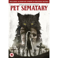 Produktbilde for Pet Sematary (2019) (UK-import) (DVD)