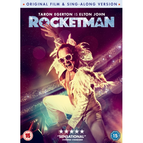 Rocketman (UK-import) (DVD)