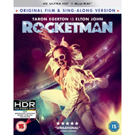 Produktbilde for Rocketman (UK-import) (4K Ultra HD + Blu-ray)