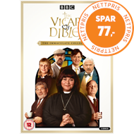 Produktbilde for The Vicar Of Dibley - The Immaculate Collection (UK-import) (DVD)