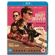 Produktbilde for Baby Driver (UK-import) (4K Ultra HD + Blu-ray)