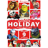 Produktbilde for Dreamworks Ultimate Holiday Collection (UK-import) (DVD)