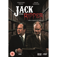 Produktbilde for Jack The Ripper (1973) - The Complete Series (UK-import) (DVD)
