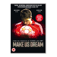 Produktbilde for Make Us Dream (UK-import) (DVD)