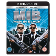 Produktbilde for Men In Black 1 (1997) (UK-import) (4K Ultra HD + Blu-ray)