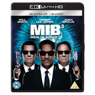 Produktbilde for Men In Black 3 (2012) (UK-import) (4K Ultra HD + Blu-ray)