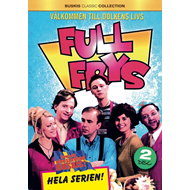 Produktbilde for Full Frys - Hela Serien (DVD)