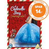 Produktbilde for A Cinderella Story - Christmas Wish (UK-import) (DVD)