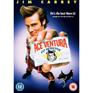 Produktbilde for Ace Ventura 1 - Pet Detective (UK-import) (DVD)