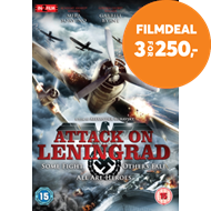 Produktbilde for Attack On Leningrad (UK-import) (DVD)