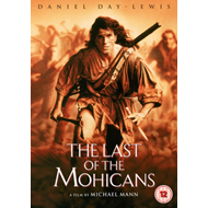 Produktbilde for The Last Of The Mohicans / Den Siste Mohikaner (UK-import) (DVD)