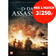 Produktbilde for D-Day Assassins / The Filthy Thirteen (DVD)