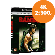 Produktbilde for Rambo 3 / Rambo III (4K ULTRA HD)
