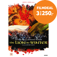 Produktbilde for The Lion In Winter / Løven Om Vinteren (DVD)