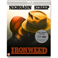 Produktbilde for Ironweed (1987) / Jerngress (UK-import) (Blu-ray + DVD)