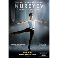 Produktbilde for Nureyev - Dance To Freedom (UK-import) (DVD)