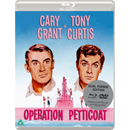 Produktbilde for Operation Petticoat (1959) / Operasjon Underskjørt (UK-import) (Blu-ray + DVD)
