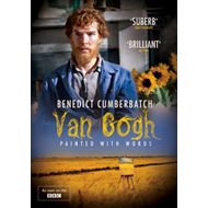 Produktbilde for Van Gogh - Painted With Words (UK-import) (DVD)