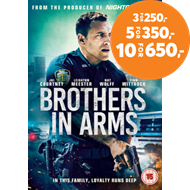 Produktbilde for Brothers In Arms / Semper Fi (UK-import) (DVD)