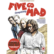 Produktbilde for Comic Strip Presents: Five Go Mad (UK-import) (DVD)