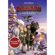 Produktbilde for How To Train Your Dragon (Dragetreneren) - Homecoming (UK-import) (DVD)