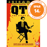 Produktbilde for QT8 - The First Eight (UK-import) (DVD)