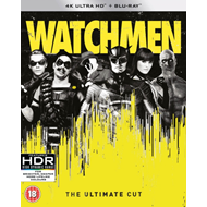 Produktbilde for Watchmen - The Ultimate Cut (UK-import) (4K Ultra HD + Blu-ray)