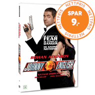 Produktbilde for Johnny English 1 (DVD)