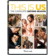 Produktbilde for This Is Us - Sesong 2 (DVD - SONE 1)