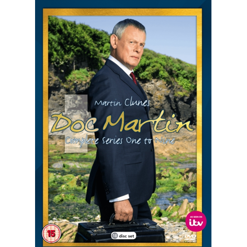 Doc Martin - Sesong 1-9 (UK-import) (DVD)