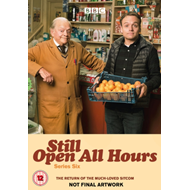 Produktbilde for Still Open All Hours - Sesong 6 (UK-import) (DVD)