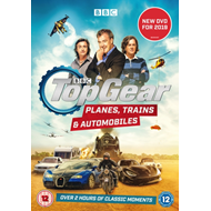 Produktbilde for Top Gear - Planes, Trains & Automobiles (UK-import) (DVD)