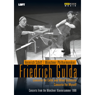 Produktbilde for Friedrich Gulda: Concerto For Cello And Wind Orchestra/Concert... (UK-import) (DVD)