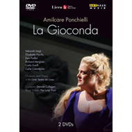 Produktbilde for Ponchielli: La Gioconda: Gran Teatre Del Liceu (Callegari) (UK-import) (DVD)