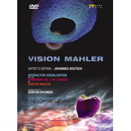 Produktbilde for Vision Mahler - Live From The Philharmonie Cologne (UK-import) (DVD)