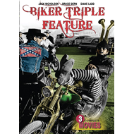 Produktbilde for Biker Triple Feature (Wild Ride/Rebel Rousers/Biker Babylon) (DVD)
