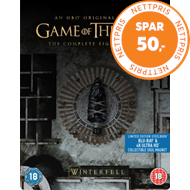 Produktbilde for Game Of Thrones - Sesong 8 (4K Ultra HD + Blu-ray)