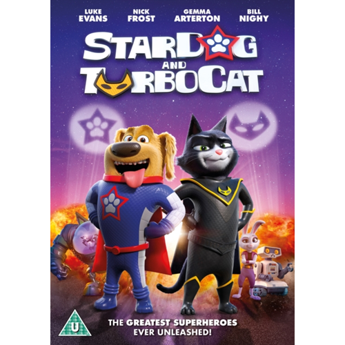 Stardog And Turbocat (UK-import) (DVD)