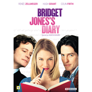 Produktbilde for Bridget Jones' Dagbok 1 (DVD)