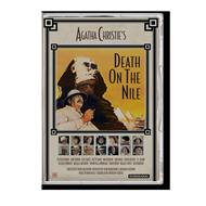Produktbilde for Death On The Nile (1978) / Døden På Nilen (DVD)