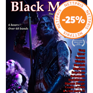 Produktbilde for Black Metal - The Ultimate Documentary (UK-import) (BLU-RAY)