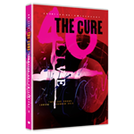 The Cure - 40 Live - Cureation-25 + Anniversary (UK-import) (DVD)