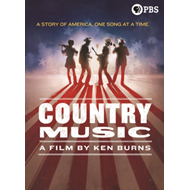 Produktbilde for Ken Burns: Country Music (UK-import) (DVD)